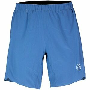 La Sportiva Men's Gust Running Short – Running Shorts for Men with Liner Dar...