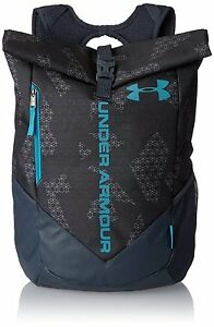 Under Armour UA Roll Trance Sackpack Backpack GraphiteStealth Gray Sports Bag