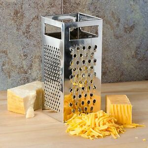 4-Sided Stainless Steel Box Grater
