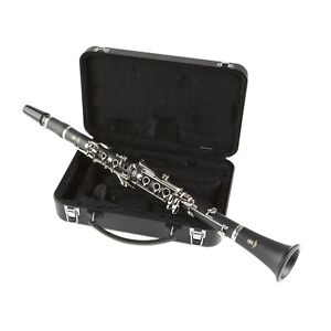 New! YAMAHA Musical Instrument Clarinet with Case YCL-255 from Japan Import!