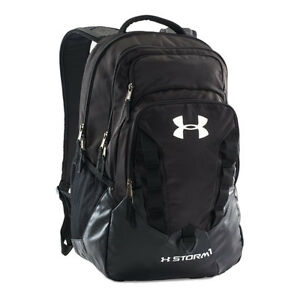 Under Armour Storm Recruit Backpack- Black