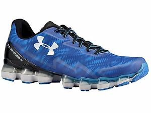 Under Armour Mens UA Scorpio 2 Running Shoes JET- Choose SZColor.