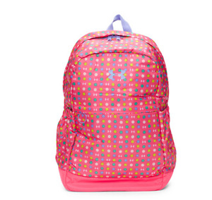 UNDER ARMOUR Girls' Favorite Backpack Pink One Size BRAND NEW FREE SHIPPING