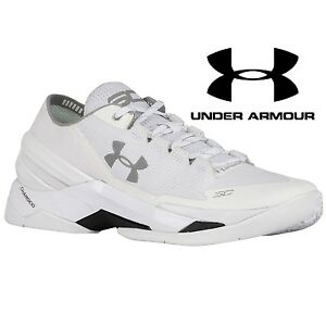 NWB Men's Under Armour Curry Two Low High Basketball Comfort Sport Sneakers