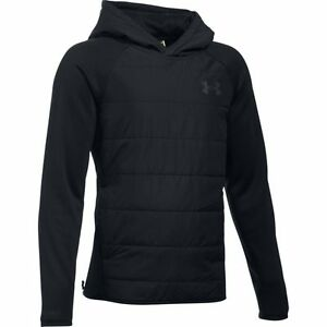 Under Armour Storm Swacket Insulated Hoodie - Boys - Black
