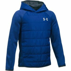 Under Armour Storm Swacket Insulated Hoodie - Boys - Caspian