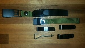 New USGI Norotos Night Vision Strap Kit For MICHPASGT Helmet