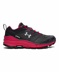 Under Armour 1268863-001 Womens UA Verge Low GORE-TEX Boots  Black