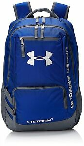 Under Armour Storm Hustle II Backpack RoyalGraphite One Size