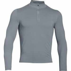 Under Armour Mens Charged Run  Zip Shirt: M- Choose SZColor.