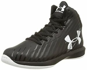 Under Armour 1259008001 Kids Grade School UA Jet Basketball Shoes (