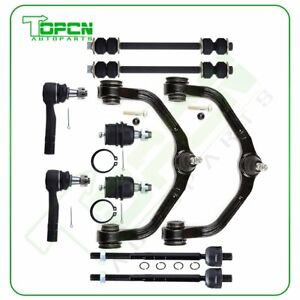 Front Control Arms Tie Rod Ends 10pcs For Ford Ranger Mazda B2300 B2500 B3000 $80.84
