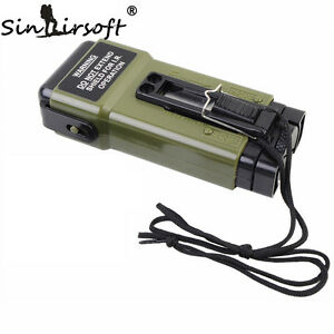 Light Strobe Helmet Safety Signal Tactical Lite Sport Survival Led Airsoft Tool