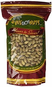 Turkish Pistachios Antep Roasted Salted In Shell We Got Nuts