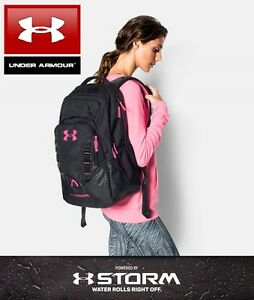 Under Armour Storm Recruit Laptop School Gym Hiking Backpack (Rare Color)
