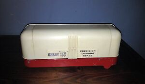 Vintage Ohaus 505 Reloading Scale