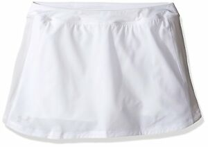 Under Armour Girls Play Up Skort Youth Large White