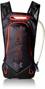 Under Armour Trail Hydration Pack BlackRocket Red One Size