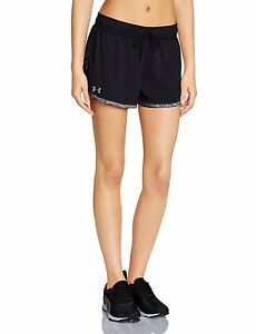 Under Armour Apparel - 1253891 Womens Tech Shorts- Choose SZColor.