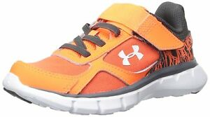 1265295-825 Kids Under Armour BPS Velocity RN AC 2.5 Little- Choose SZColor.