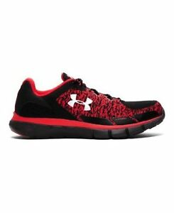 Under Armour Mens Micro G Velocity Run Storm Running Shoe  SZ- Choose SZColor.