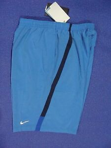 Men's Nike Dri-Fit 9'' Running Distance Short 695443 406 Size S~2XL