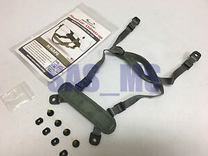Ops-Core ARMY ISSUED ACU HEAD-LOC ACH RETENTION SYSTEM H-NAPE SM CHINSTRAP NEW