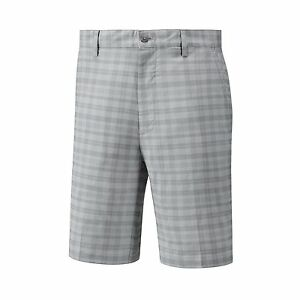 FTJoy Tonal Plaid Golf Shorts- Choose SZColor.