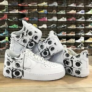 Comme Des Garcons x Supreme x Nike Air Force 1 - SIZE 9.5 *ORDER CONFIRMED*