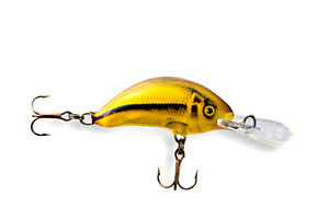 Ugly Duckling Fishing Lure  small sinking crankbait crankbait for bass trout