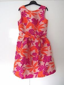 New with tags Kaleidoscope ladies Formal Party , evening floral Dress, size 14