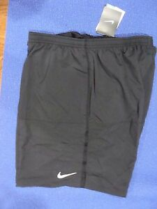Men's Nike 7 Distance Dri Fit Running Shorts 642807 010 Size S 2XL $29.99