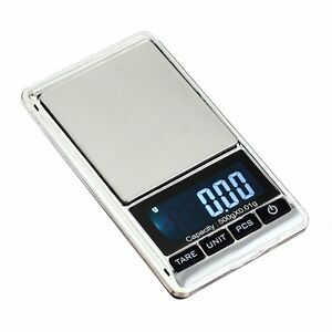 TBBSC TB011 500g0.01g Reloading Weigh High Precision Digital Pocket Scale for