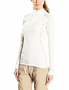 Helly Hansen Women's HH Warm Crystal 12 Zip Base Layer Shirt - Choose SZColor