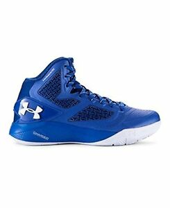 Under Armour 1259012-400 Boys Grade School UA ClutchFit Drive 2 Basketball Shoes