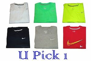 Nike Tank Sleeveless Top Tee Muscle Shirt Mens Athletic Sports Active Teen Boys