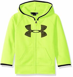 Under Armour Childrens Apparel 227B4017 Little Boys Big Logo- Choose SZColor.