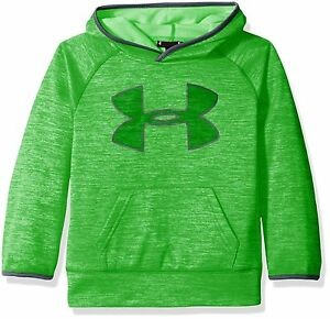 Under Armour Childrens Apparel 252B54018 Little Boys Big Logo- Choose SZColor.