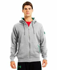 Under Armour Mens Charged Cotton Storm FZ Hoody- Choose SZColor.