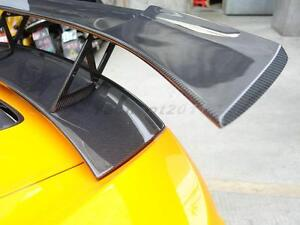 Carbon Rear Spoiler Fit For 2011-2014 McLaren MP4 12-C YC Design Type2 GT Wing