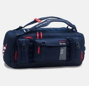 UA x PROJECT ROCK Under Armour EXCLUSIVE Freedom Range Duffel-Bag NWT