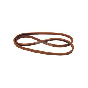 Replacement 161597 Ground Drive Belt, Made With Aramid Fiber.