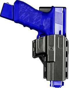Uncle Mike's Tactical Reflex Competition Holster Size 21 (Glock) RH