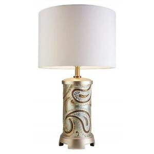 Home Decor Accessories New Silver Design Table Lamp HDA
