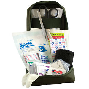 Trauma Kit 1 First Aid Kit Pack Emergency Survival Bug Out Bag EDC Sports