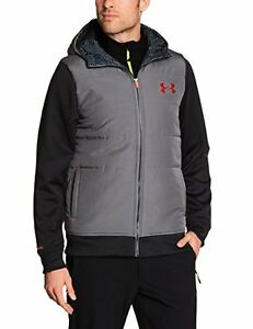 Under Armour 1248343-040 Mens UA Storm ColdGear Infrared Survivor Hybrid Hoodie