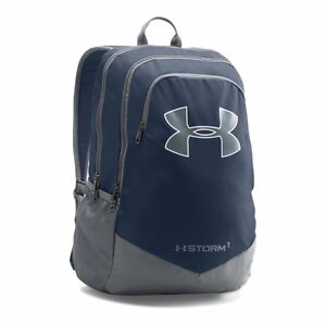 Under Armour Boys' Storm Scrimmage Backpack Midnight NavyGraphite One Size