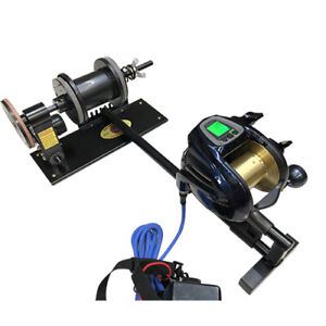 electric reel line winder [A-70]