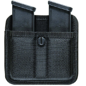 Bianchi 7320 AccuMold Double Magazine Pouch Triple Threat II For 2.25
