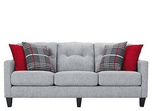 Furniture sofa and love seat excellent condition from finnegan styles gray